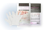 Voesh New York - Uv Protective Deep Moisturising Collagen Glovespre-cut For Easy