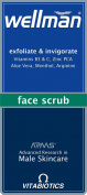 Vitabiotics Wellman Face Scrub - 75 Ml