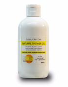 Sulphur Skin Care Natural Shower Gel/face Body Wash 250ml Acne Eczema Psoriasis