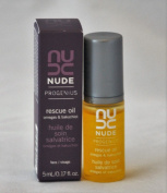 Nude Progenius Rescue Oil With Omegas & Bakuchiol 5ml New Boxed Authentic