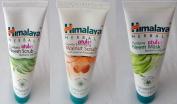 Himalaya Herbal Body Face Wash Scrub Mask Natural Care Walnut Neem New