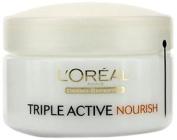 L'oreal Paris Triple Active Day Moisturiser Very Dry Skin 50ml