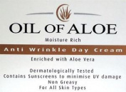 Oil Of Aloe Moisture Rich Anti Wrinkle Day Cream 50ml