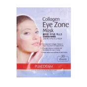 30 Purederm Collagen Patches For Eyes