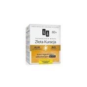 Aa Golden Therapy 60+ Regenerating Cream 50ml Rebuilding At Night