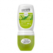 Lavera Organic Lime And Verbena Deodorant Roll-on- 50ml