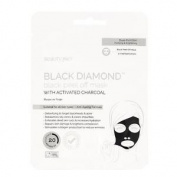 Beauty Pro Black Diamond Peel-off Mask With Activated Charcoal 23g