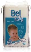 Beautiful Baby Square 100% Cotton With Aloe Vera – 3 X 60 Pcs