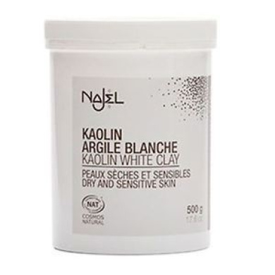 Najel White Clay In Powder Cosmos Natural 500g