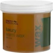 Strictly Professional Luxury Warm Wax With Rose- 425g Leg, Bikin Body Waxing