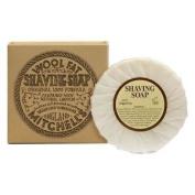 Mitchells Wool Fat Shaving Soap Refill With Lanolin