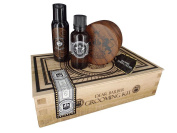 Dear Barber Men's Hair Collection Style & Go Shaping Cream Set
