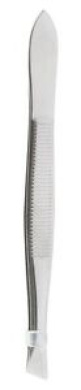 Glamour Spa Stainless Steel Tweezers.