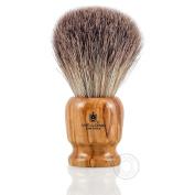 Vie-long 16745 Black Badger Shaving Brush