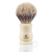 Vie-long 16651 White Badger Shaving Brush