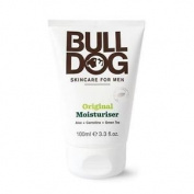 Two Packs Of Bull Dog Original Moisturiser 100ml
