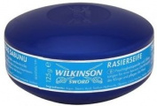 Wilkinson Sword Shaving Soap Bowl 125g Smooth Skin Moisturising Sensitive Care