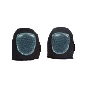 Gel Knee Pads Professional Heavy Duty Sewn Caps Cups Industrial Blue Spot 16561
