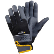 Ejendals 9105-8 Size 20cm tegera 23130cm Synthetic Leather Glove - Black/grey/yel