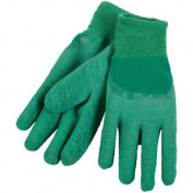 Kreator Extra Grip Latex Gardening Gloves Size 10 Diy Builders