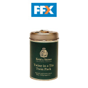 Kent And Stowe 70100815 50m 100g Twine In A Tin Natural