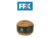 Kent And Stowe 70100805 Jute Twine Natural 80m 100g