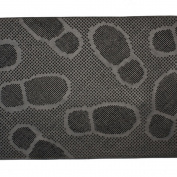 Dandy Rubber Shoe Mat 60 X 40cm