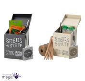 Burgon & Ball Seeds & Stuff Gardening Gardener Tidy Box Home Shed Storage