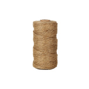 G2plus Natural Jute Twines, 100m Bakers Twine, 1.0 Mm Linen String For