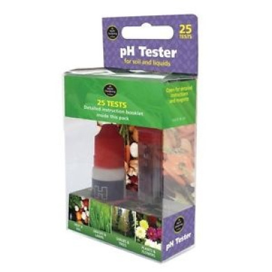 W1024 Garland Ph Tester 25 Tests