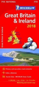 Great Britain & Ireland 2018 National Map 713