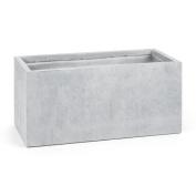 Decorative Flower Pot Concrete Look Design High Quality Frost Proof No Draining
