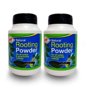 2 X Doff Hormone Rooting Powder 75g Help New Roots On Cuttings Healthy Roots