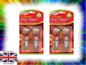 Doff Tomato Drip Feeder Fertiser Feeders For Healthy Heavy Cropping Tomatoes X 4