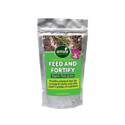 Envii Feed And Fortify - Organic Physical Slug And Snail Repellent That Improves