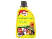 Doff Multi-purpose Liquid Feed Concentrate For Fruit & Vegtables 1 Litre