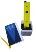 Digital Soil Ph Metre Gardeners Soil Ph Metre, Tester, Professional With Case