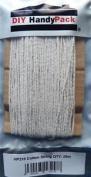 White Cotton String 25m