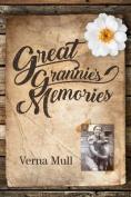 Great Grannie's Memories