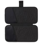 Auto Accessories 20-CD Nylon Visor Organiser, Black