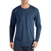 Genuine Dickies Long Sleeve Performance Pocket T-Shirt