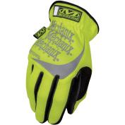 Mechanix Wear Fast Fit Glove, X Large 11, Hi-viz Yellow