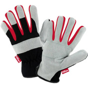 Hyper Tough Suede Leather Perf Glove