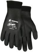 MCR Safety N9690FC Memphis Ninja Ice 15 Gauge Safety Gloves, Black