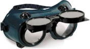 ABN Oxygen-Acetylene / Costume Goggles with Flip Front 50mm Eye Cup and #5 Shade