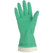 Mcr Safety Chemical Resistant Gloves, Latex, M, 38cm L, 5318E