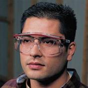 Uvex By Honeywell Clear Safety Glasses, Anti-Fog, OTG, S2510C