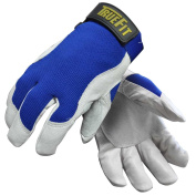 Tillman 1485 True Fit Top Grain Pigskin Thinsulate Lined Work Gloves, Large
