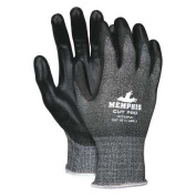 Mcr Safety Size L Cut Resistant Gloves,92723PUL