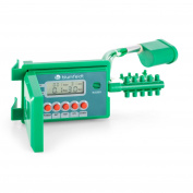 Self Watering Programmable Irrigation Garden System Hose Steel Peg Vinyl 10 M